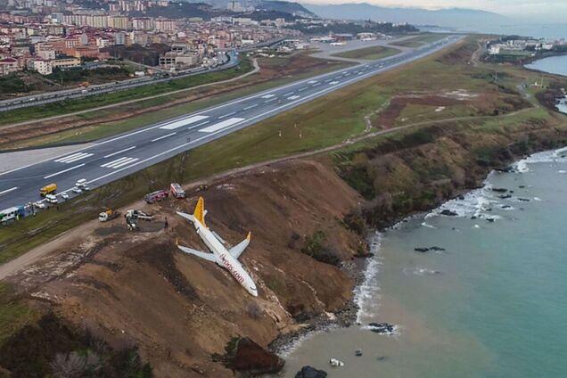 Крики, слезы, паника: появилось ужасающее видео из попавшего в ЧП Boeing