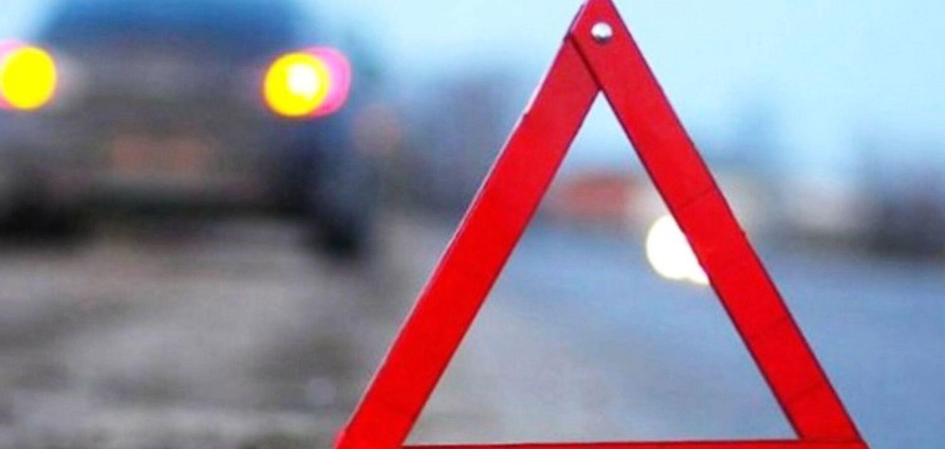 Правоохранители подозревают турка в совершении повлекшего смерть пешехода ДТП в Запорожской области
