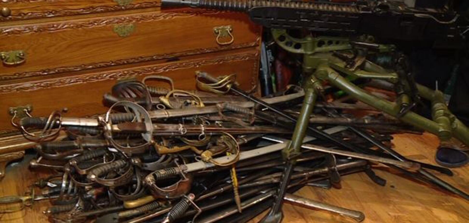 Оружия на 30 млн: в Запорожье разоблачили сообщника Януковича и 'семьи'