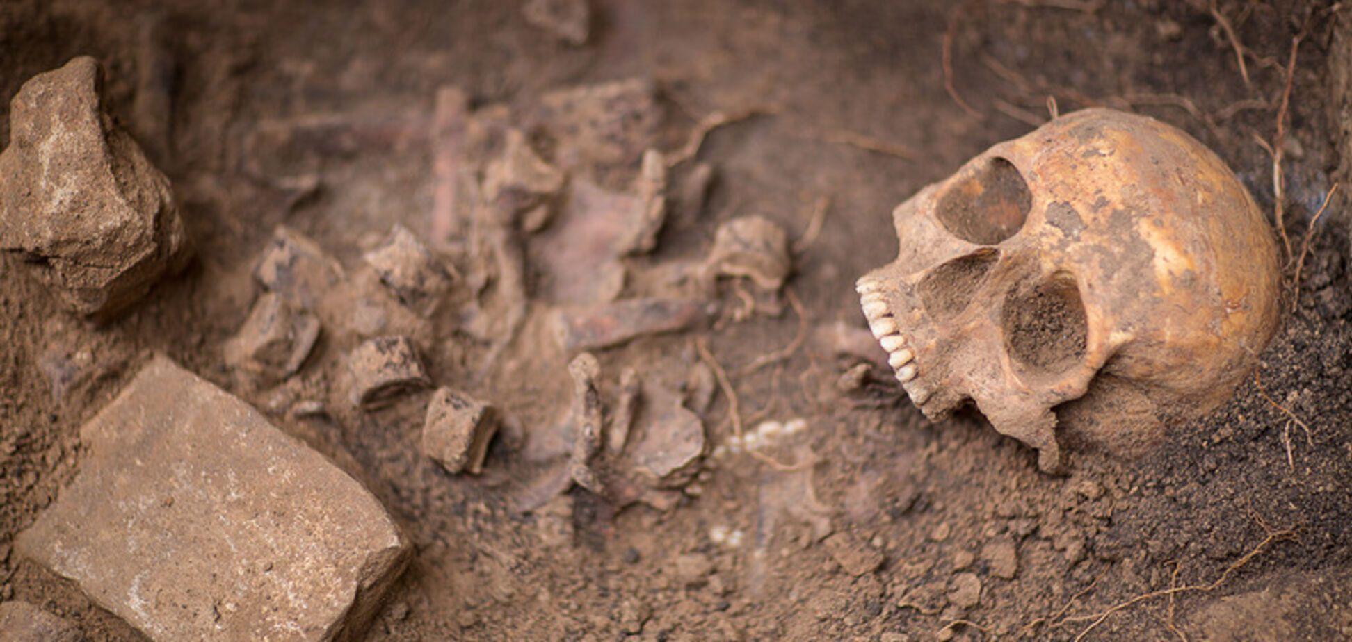 На свалке под Одессой обнаружили детские кости