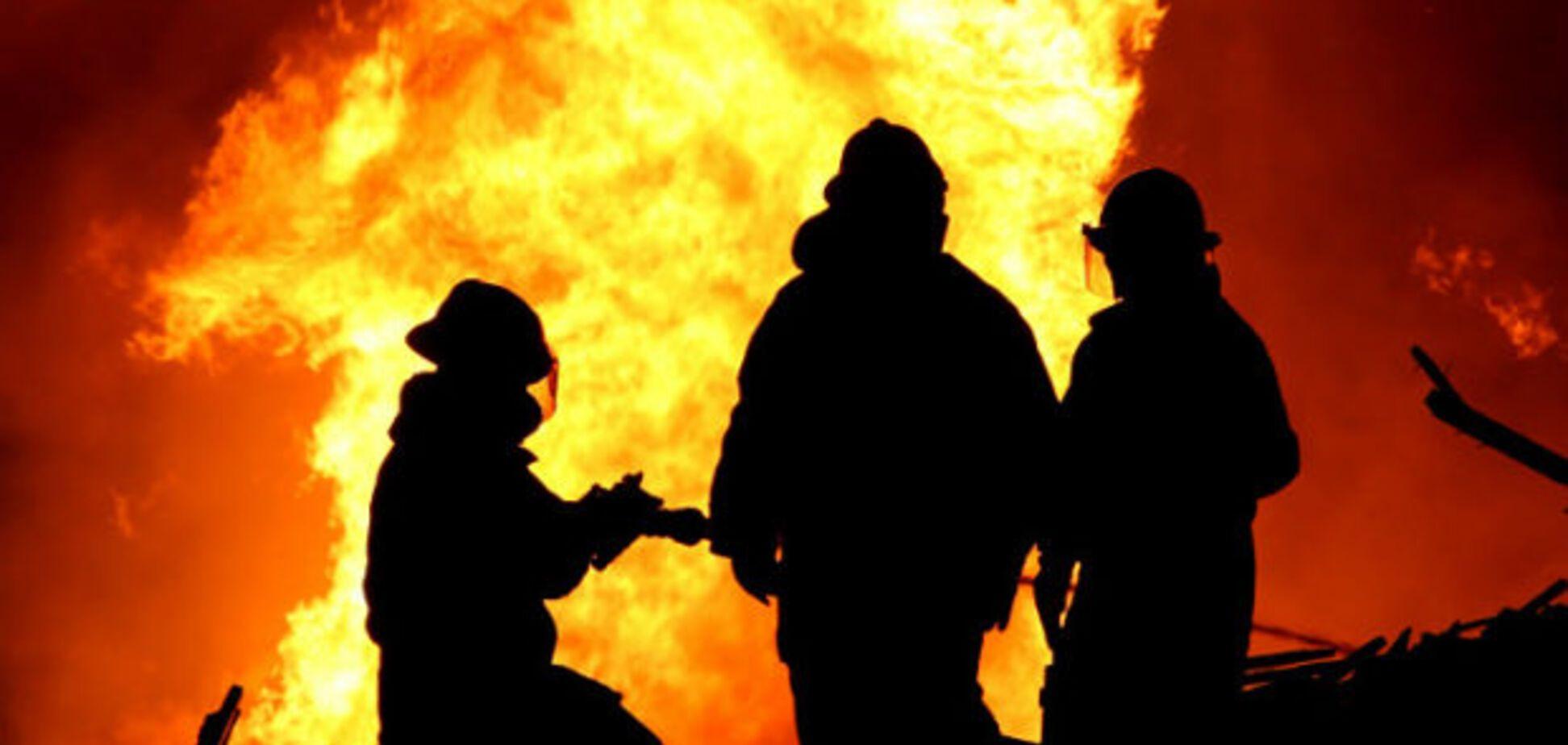 В Запорожской области из-за пожара эвакуировали многоэтажку