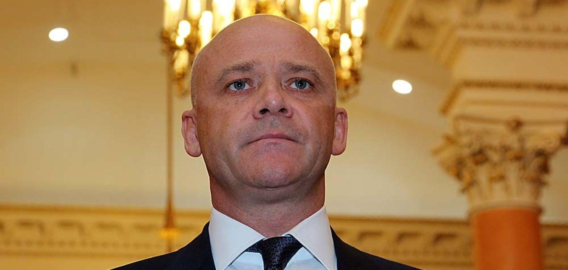 Труханов не повернеться з відпустки? Меру Одеси передрекли втечу за кордон
