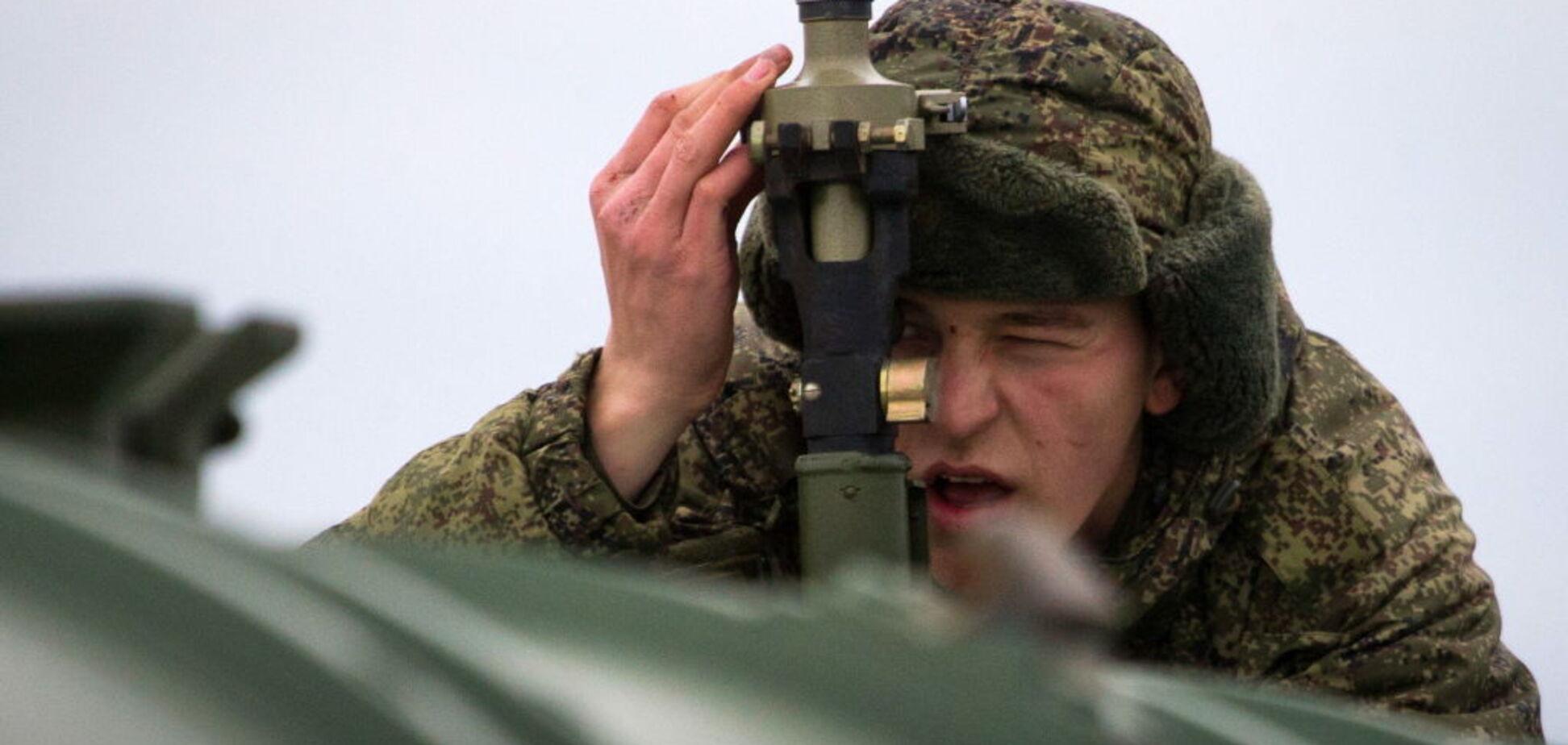 'Уничтожили диверсантов': армия России начала учения у границ Украины