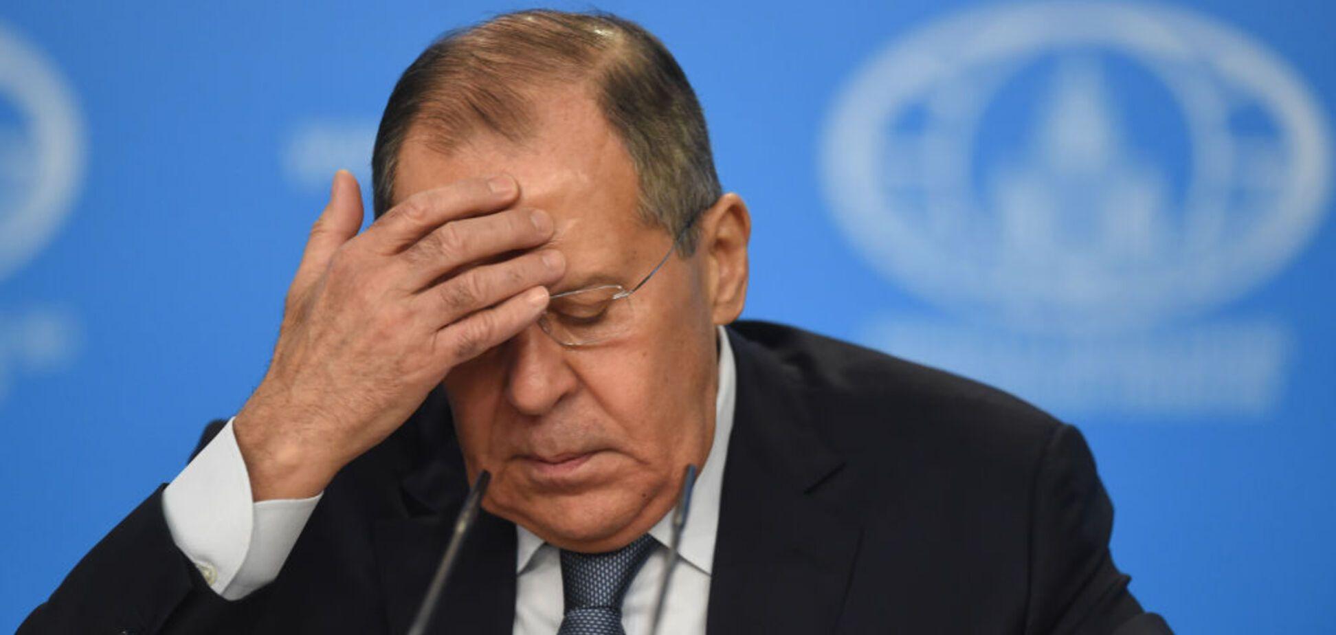 'Абсолютный абсурд': в США ответили на циничное заявление Лаврова об Украине