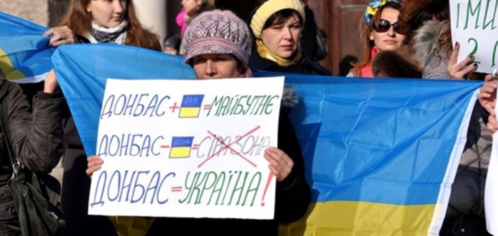 За такое убивают: в Донецке патриоты решились на отчаянный шаг