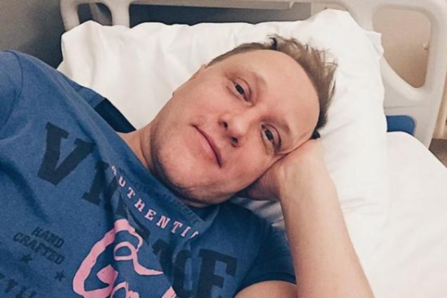 Что это было? Угодивший в больницу Горобченко опроверг свой диагноз