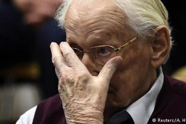 """Результат пошуку зображень за запитом """"У Німеччині відхилили прохання 96-річного """"бухгалтера Освенцима"""" про помилування"""""""