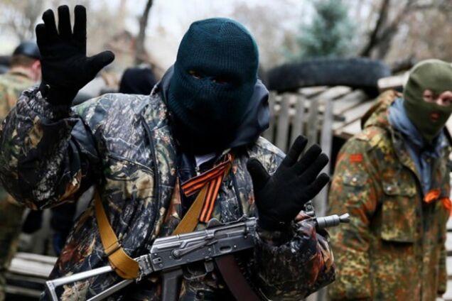 Ілюстрація. Терорист