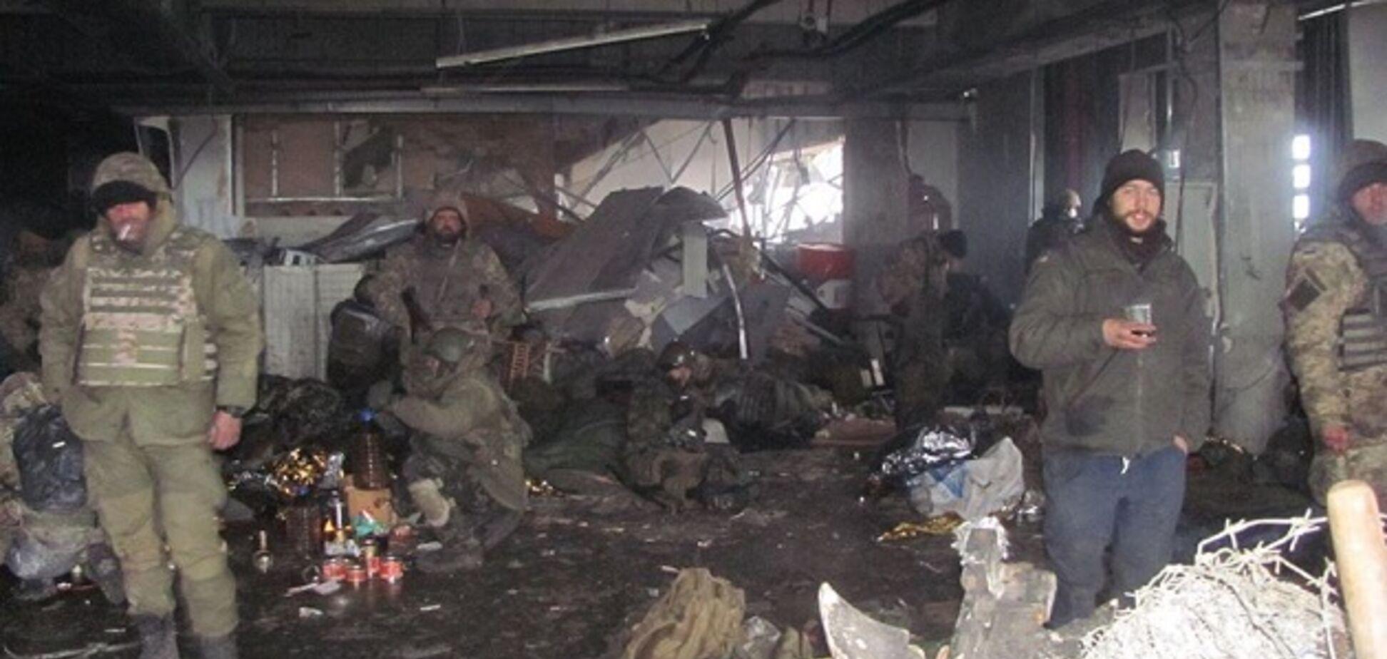 Вот, что сделали 'Горынычи': вскрылись страшные детали боев за донецкий аэропорт