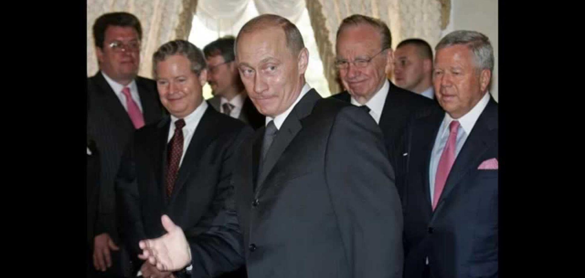 Вместо санкций: друзьям Путина могут предложить жестокую сделку - Федоров