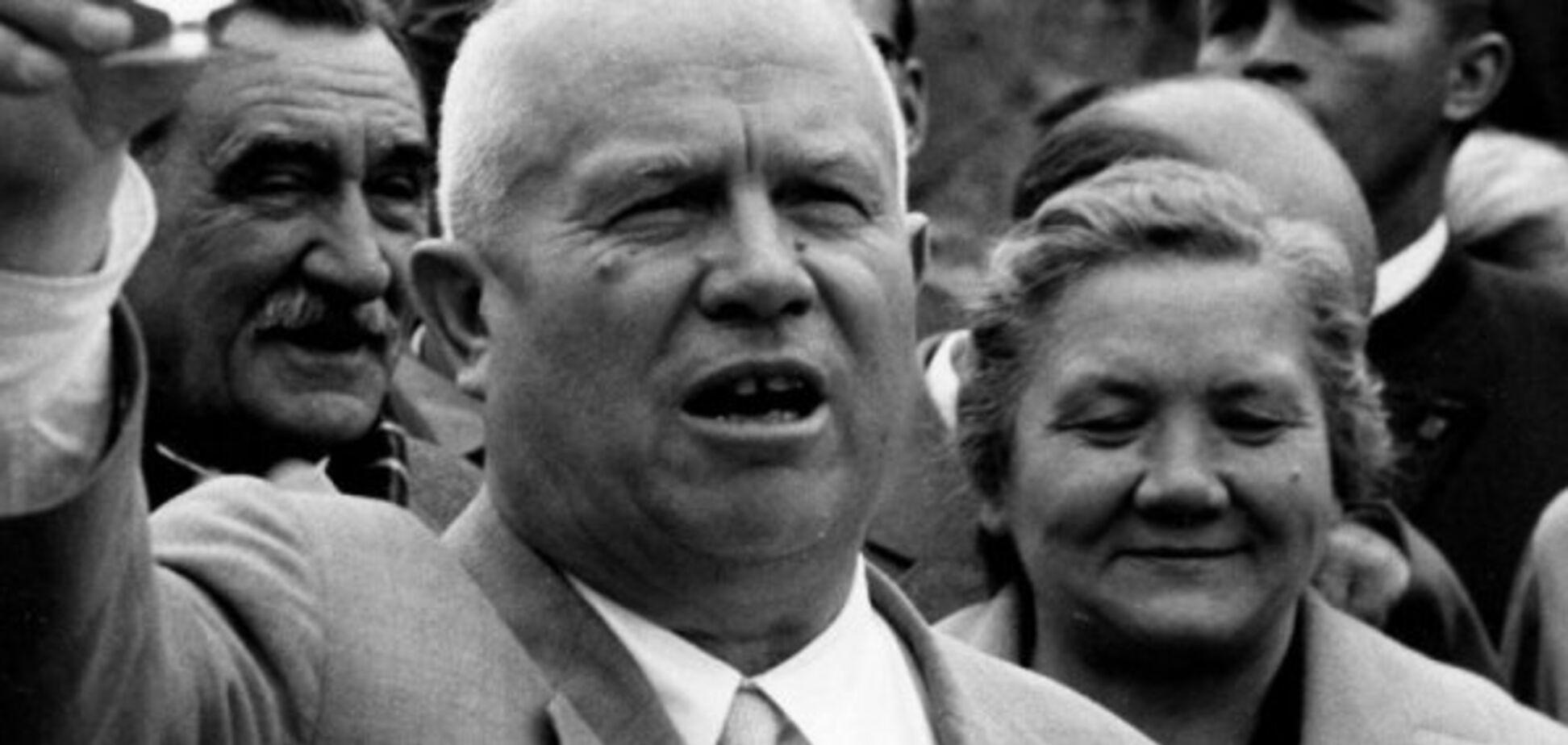 Російський історик запідозрив Хрущова у зв'язках із ОУНівцями