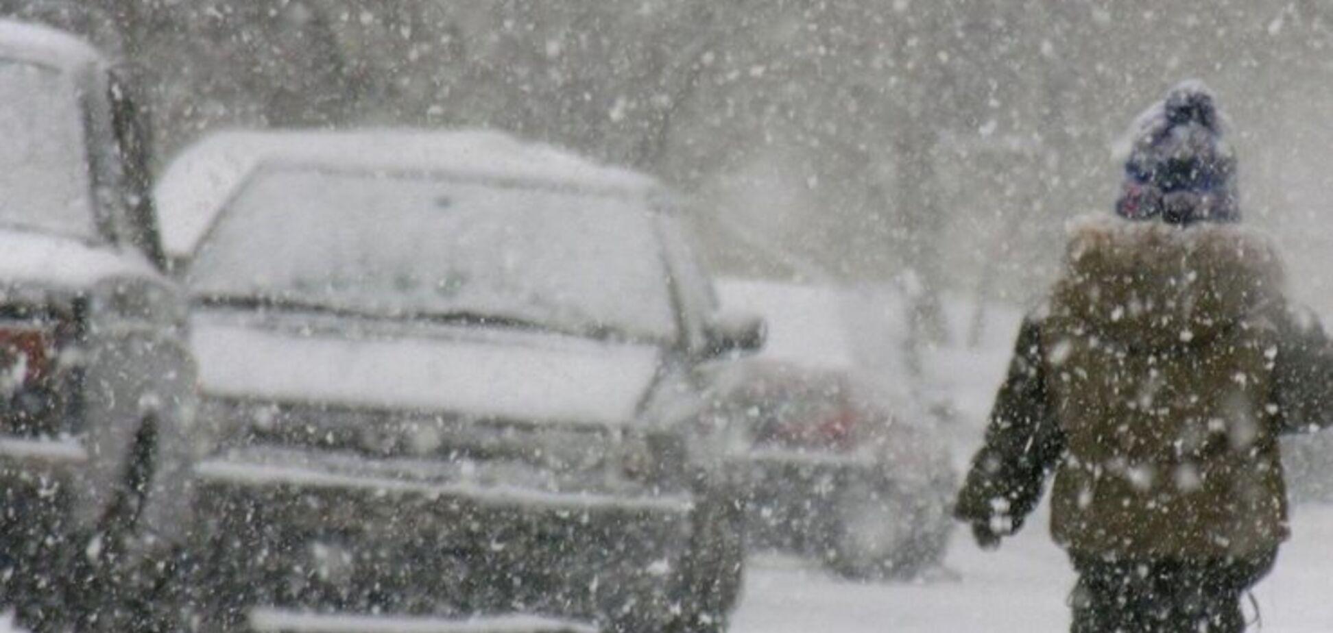 Накроет сразу несколько областей: синоптики спрогнозировали пик снегопадов
