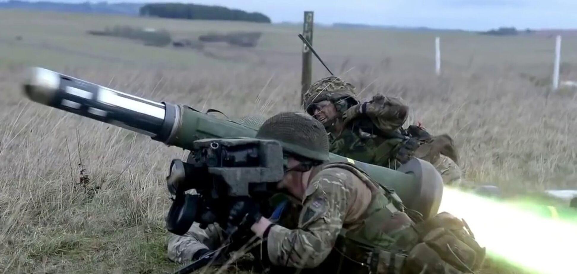 Внесуть перелом у війні: командир 'Грузинського легіону' розхвалив поставки Javelin Україні