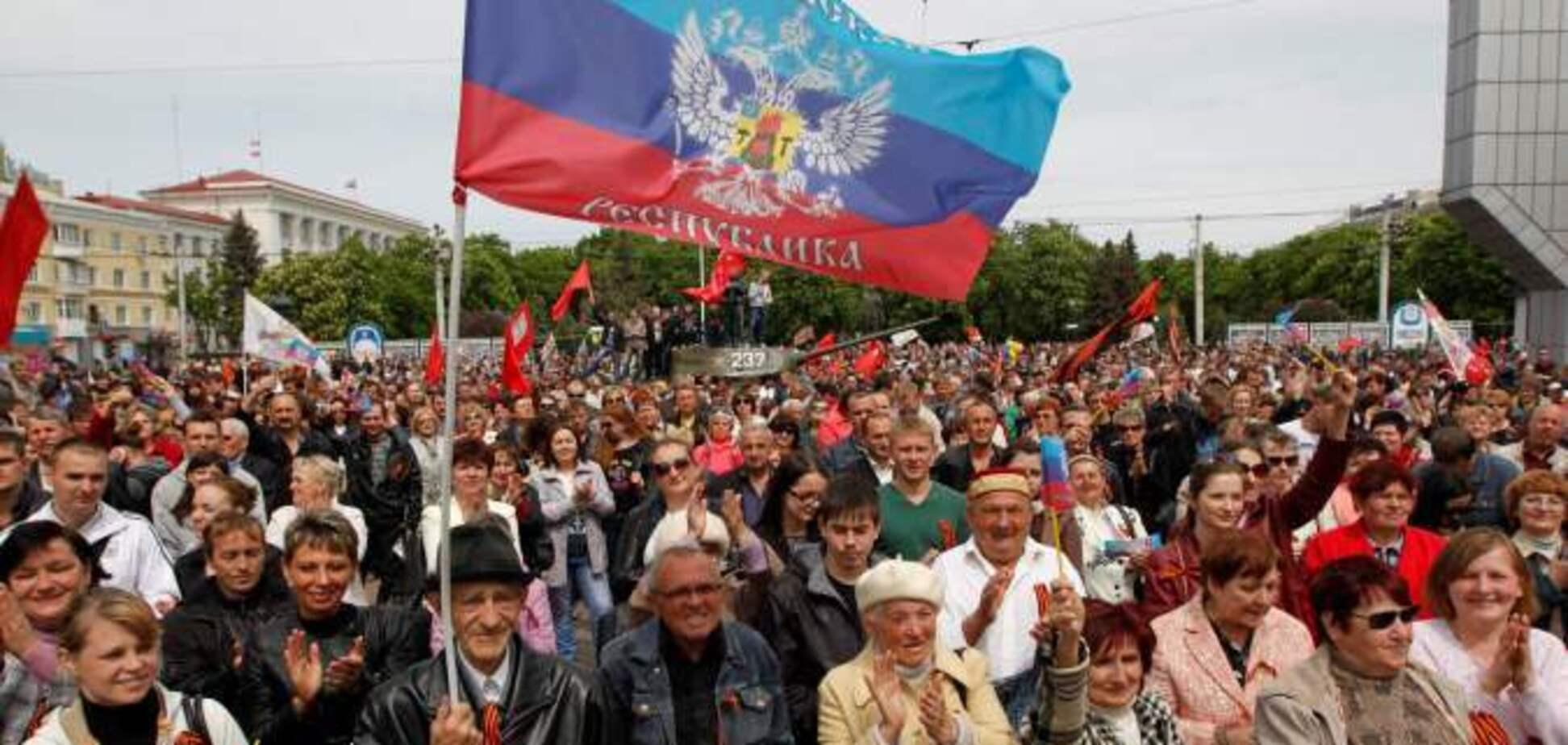 Пропагандисты Путина припугнули 'Л/ДНР' расстрелами