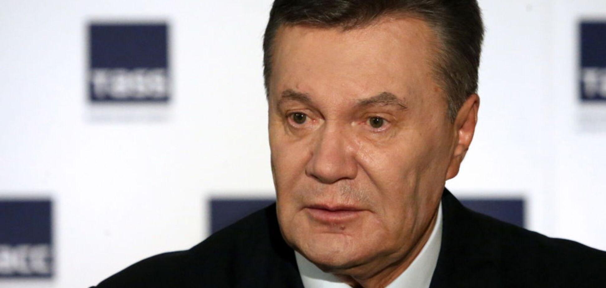 'Поехали дальше': появились новые детали побега Януковича в Россию