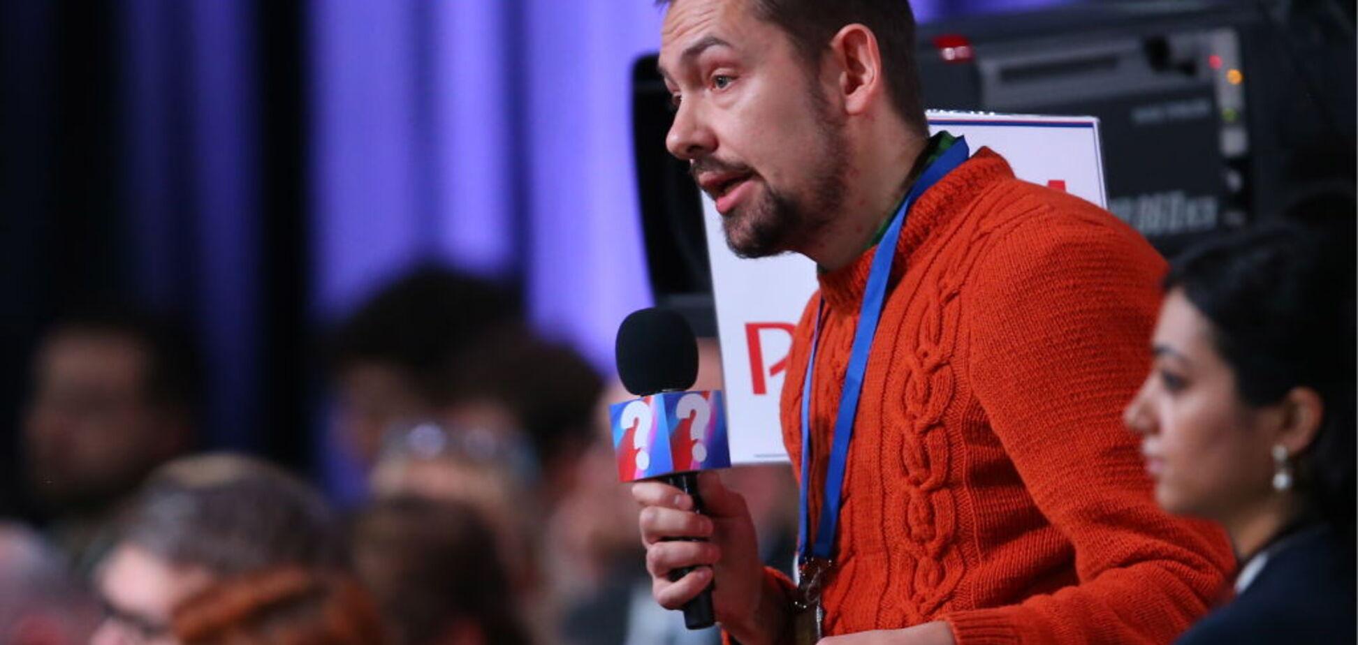 'Ваша страна убивает': на российском радио устроили спор с украинским журналистом