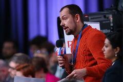 'Ваша країна вбиває': на російському радіо влаштували суперечку з українським журналістом