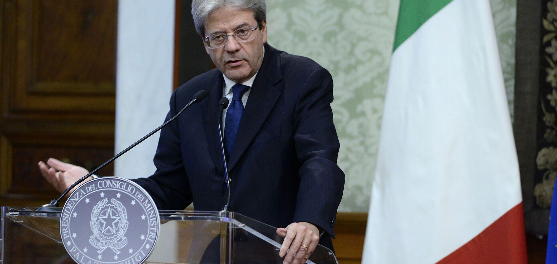 'Боротися заради прогресу': прем'єр Італії виступив із потужною промовою