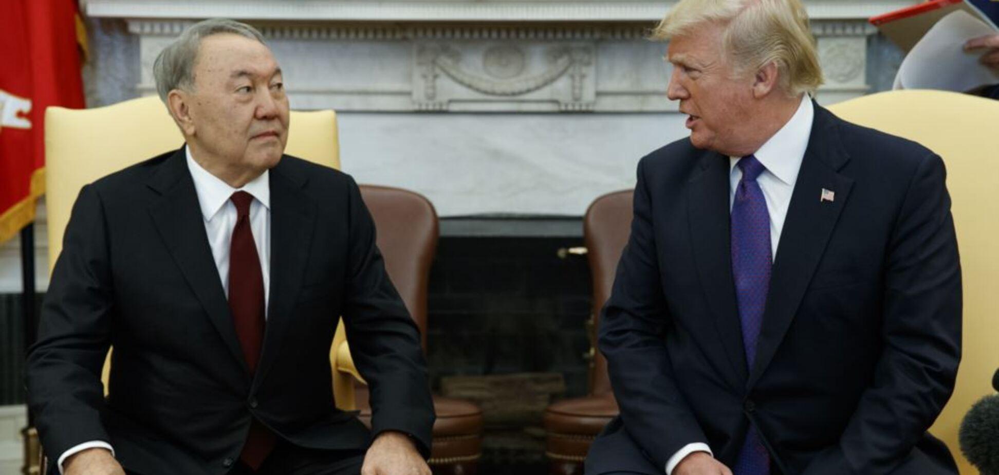 Ему плевать: озвучен интерес Казахстана в переговорах по Донбассу