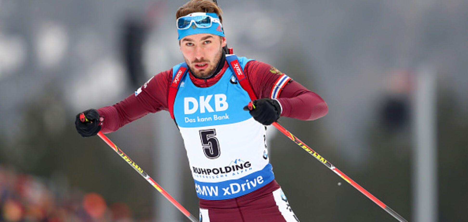 'Гнилая сущность': лучшего биатлониста России загнобили за бредовое заявление на Кубке мира