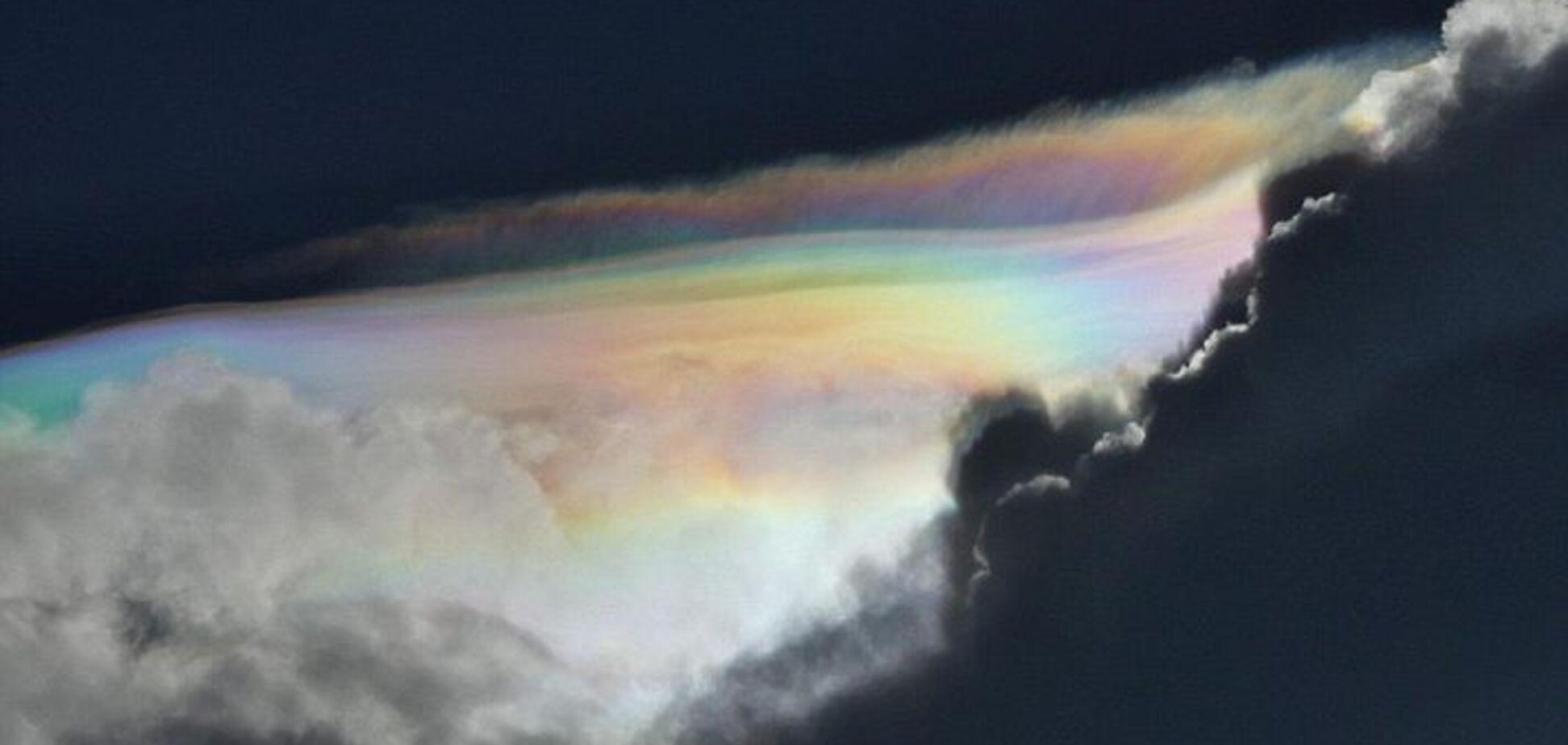 Веселкові хмари
