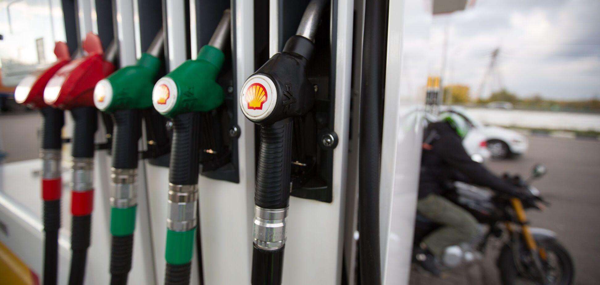 Цены на бензин в Украине достигли нового исторического максимума