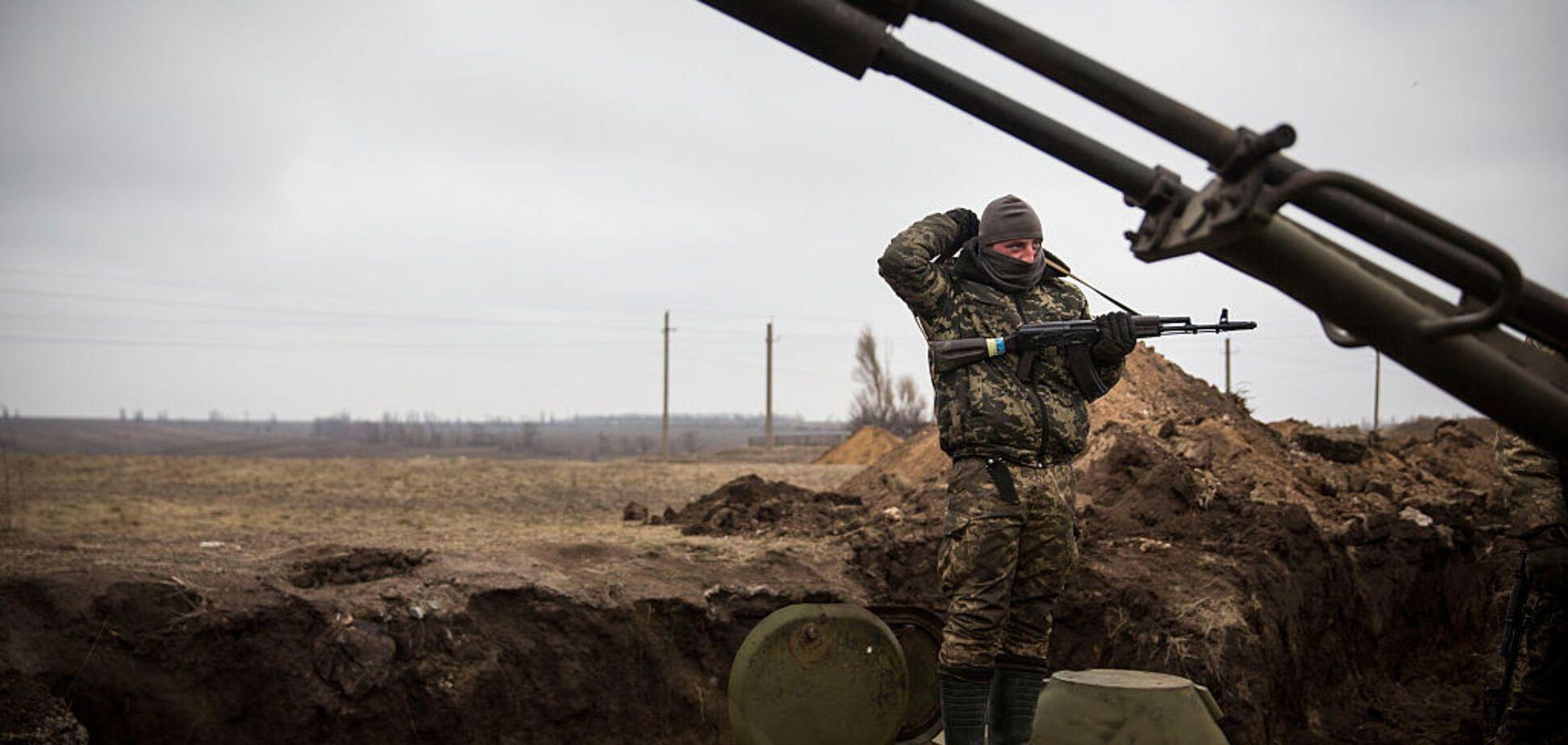 Перемирие оказалось недолгим: террористы 'ДНР' подло атаковали силы АТО на Донбассе