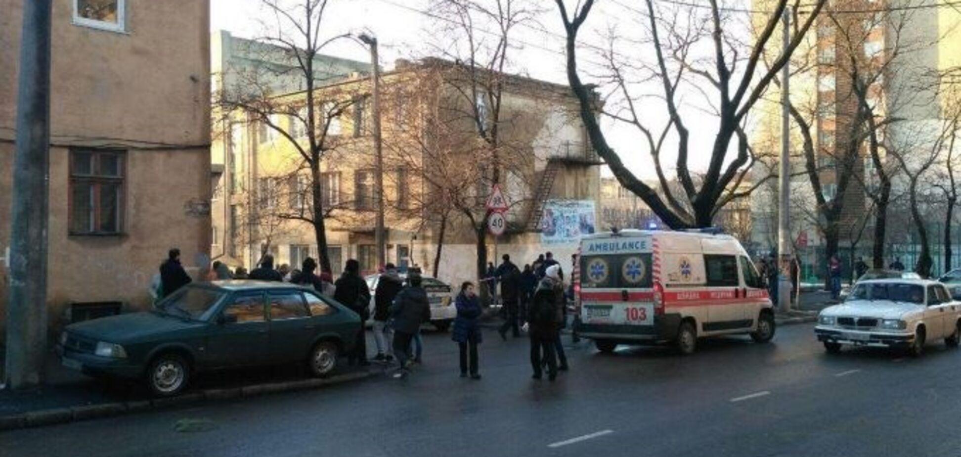 Кровавая перестрелка с копами в Одессе: появилось жуткое видео