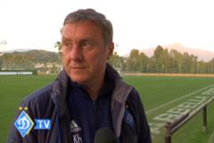 'Голова і ноги не працюють': Хацкевич відверто висловився про поразку 'Динамо'