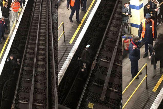 В поисках смартфона: в Лондоне две подружки заблокировали метро
