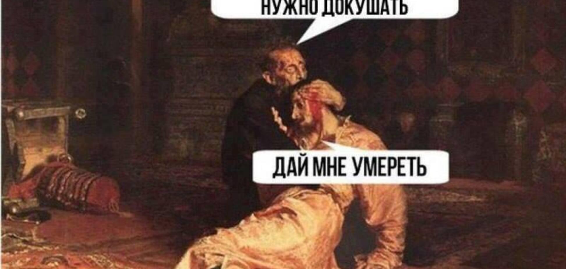 Анекдоты и приколы за 2 января: лучшее из соцсетей
