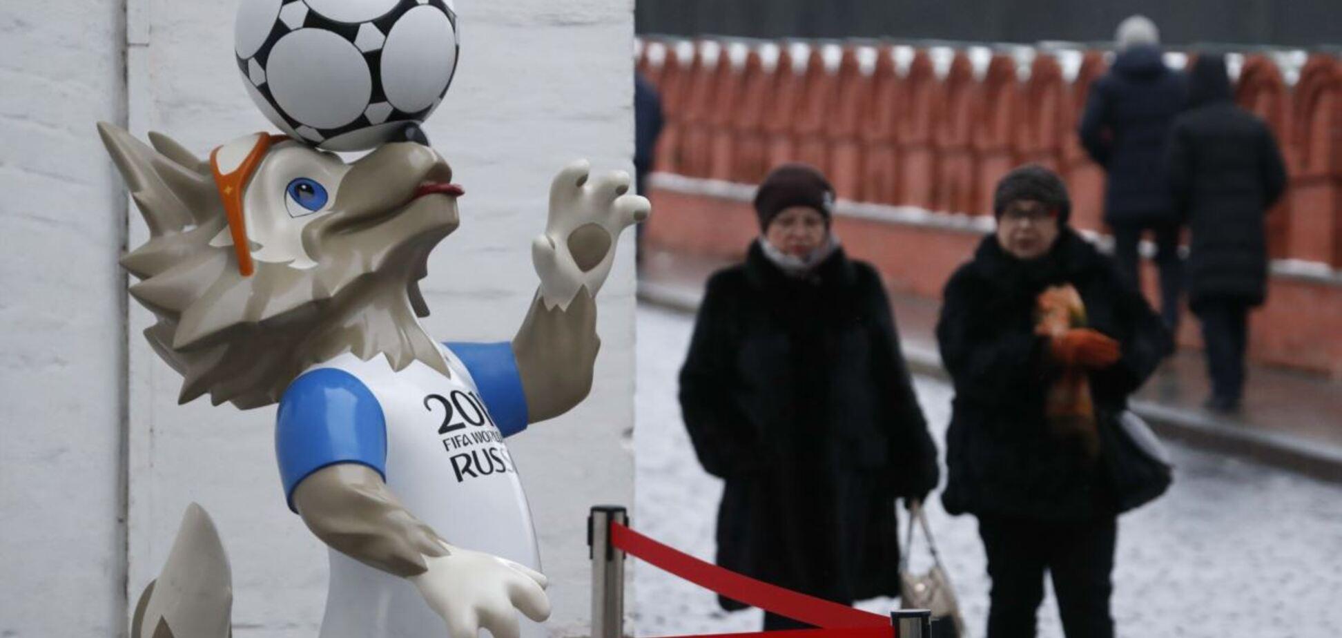 ЧМ-2018: ФИФА хотят заставить признать Крым территорией России