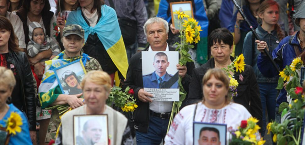 Серце кров'ю обливається: у мережу потрапили фото бійців АТО, загиблих на Донбасі у грудні