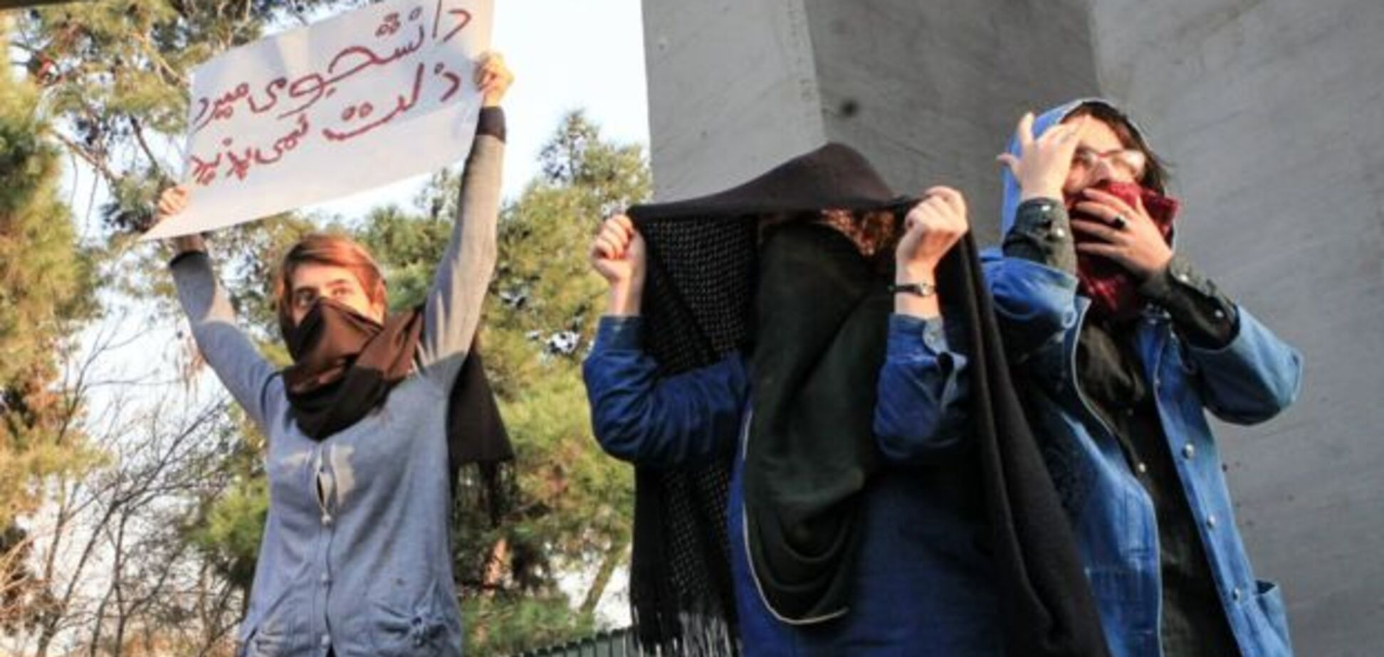 Иранский эффект домино: как-то 'чихнется' и в России