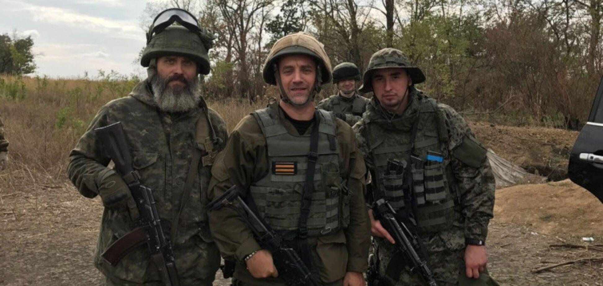 Террористы 'ДНР' затравили пропагандиста Кремля