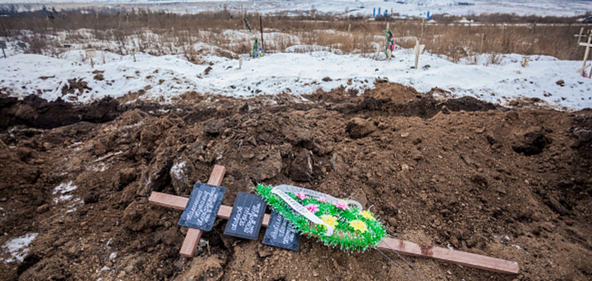Нажрались и взорвались: стали известны 'новогодние' потери террористов 'Л/ДНР'