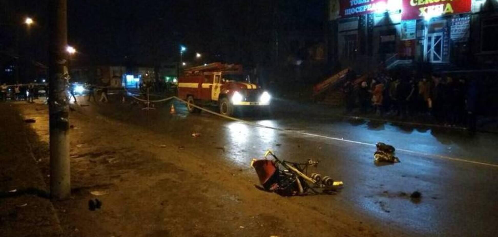 На Хмельнитчине произошло смертельное ДТП с 2-летним ребенком