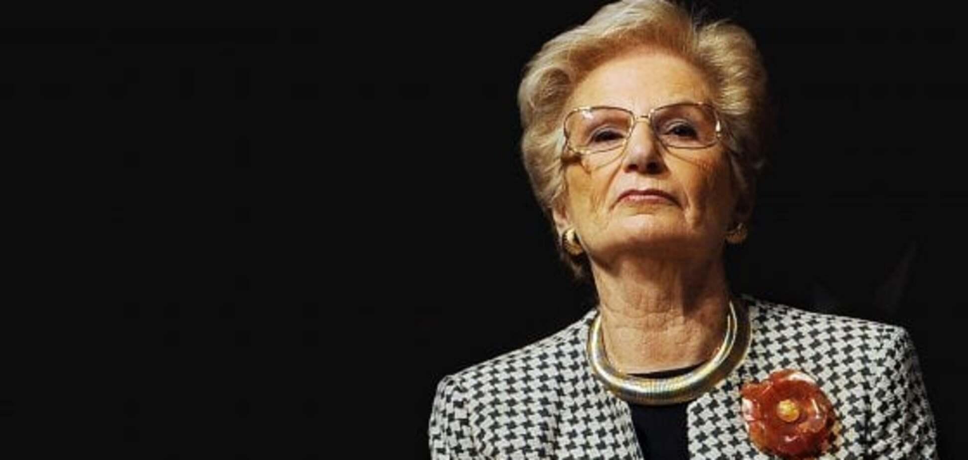 Пережила ужас в Освенциме: президент Италии назначил пожизненного сенатора