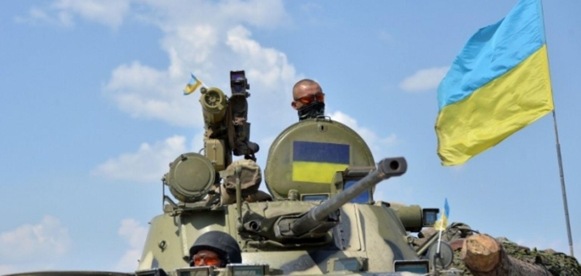 ВСУ приструнили террористов на Донбассе