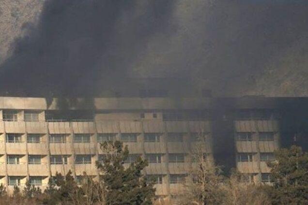 Атака на отель в Кабуле