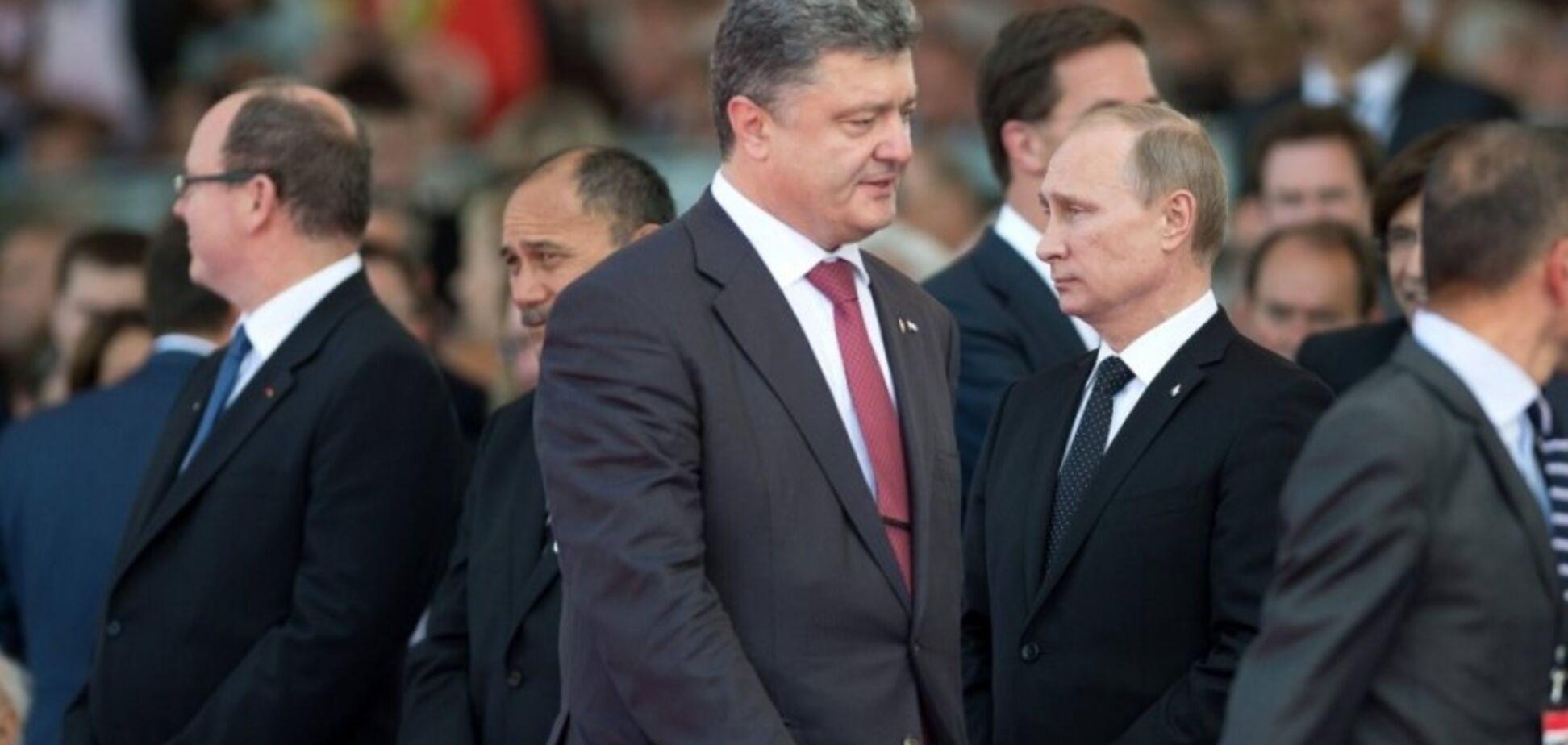 АП: Порошенко не проводив ніяких таємних переговорів з Путіним