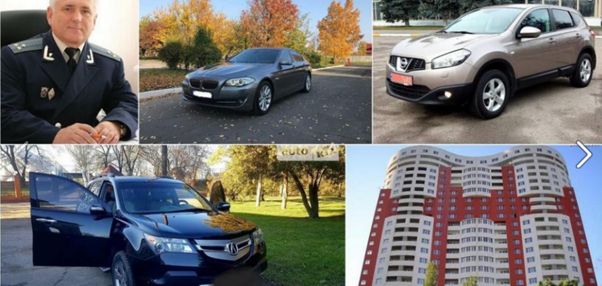 Скромный доход: прокурор ГПУ резко оброс ценными квартирами и авто. Фото