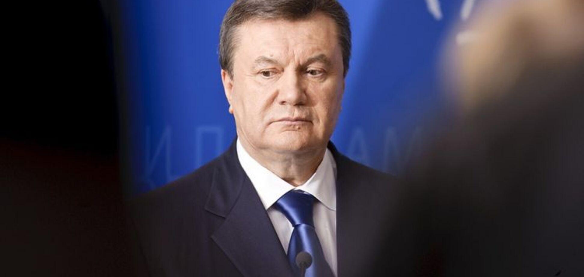 Подзащитный Янукович и беззащитная страна