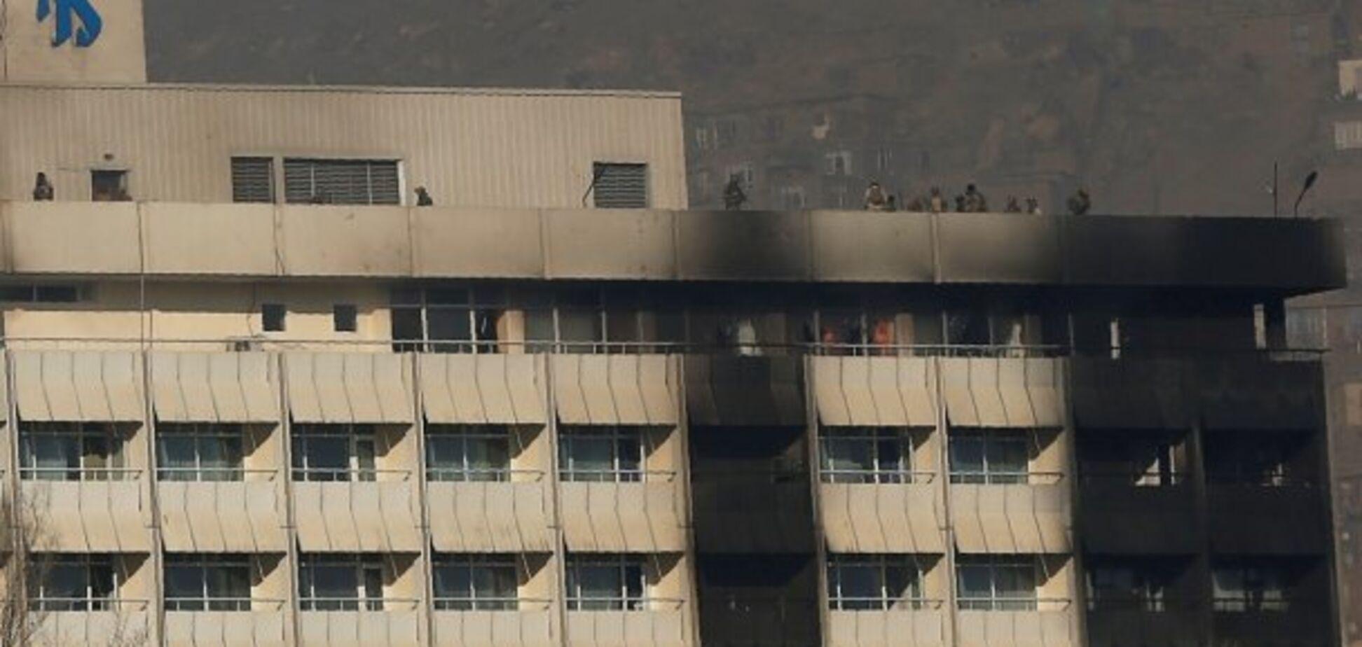 Атака на отель