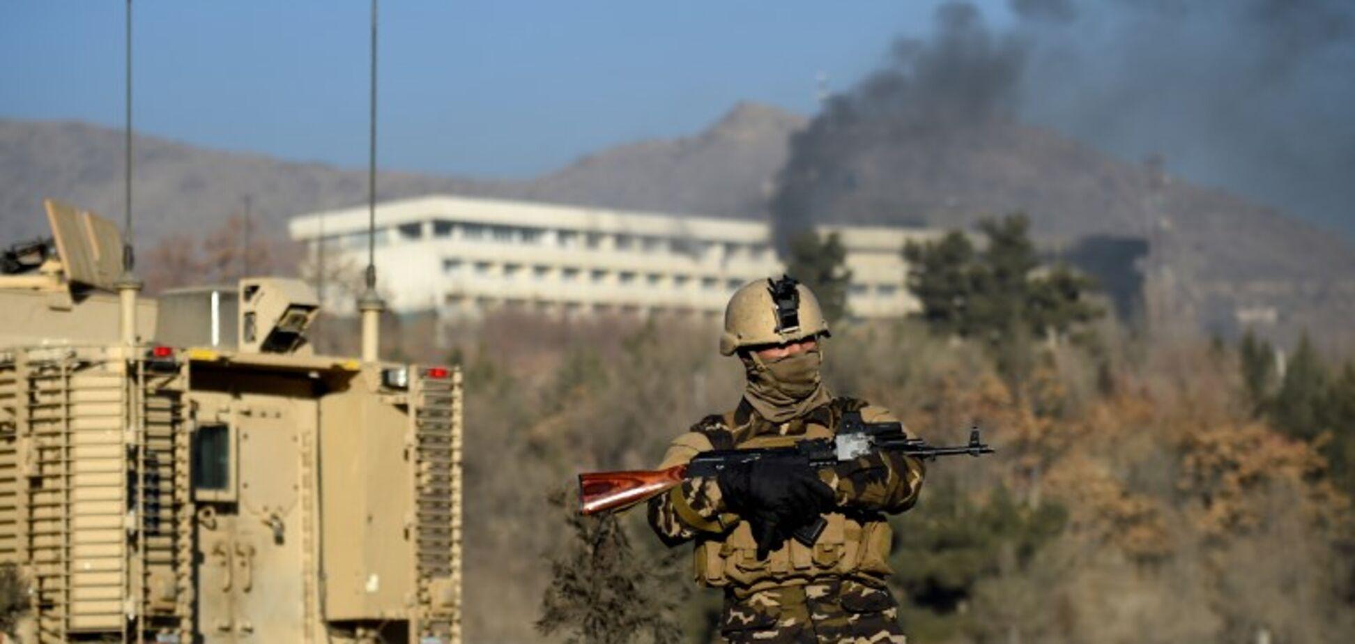 Атака в Кабуле