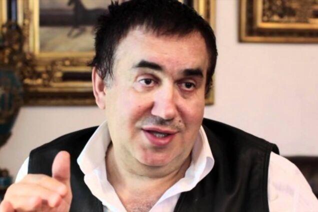 Садальский надел вышиванку и попытался обратиться на украинском