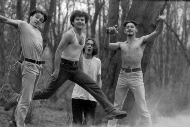 Обнародованы архивные фото культовой украинской группы