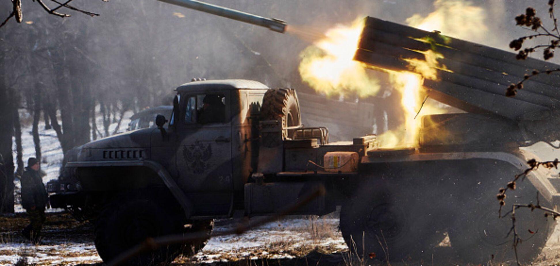 'ДНР' применила тяжелое оружие по подконтрольному ей городу