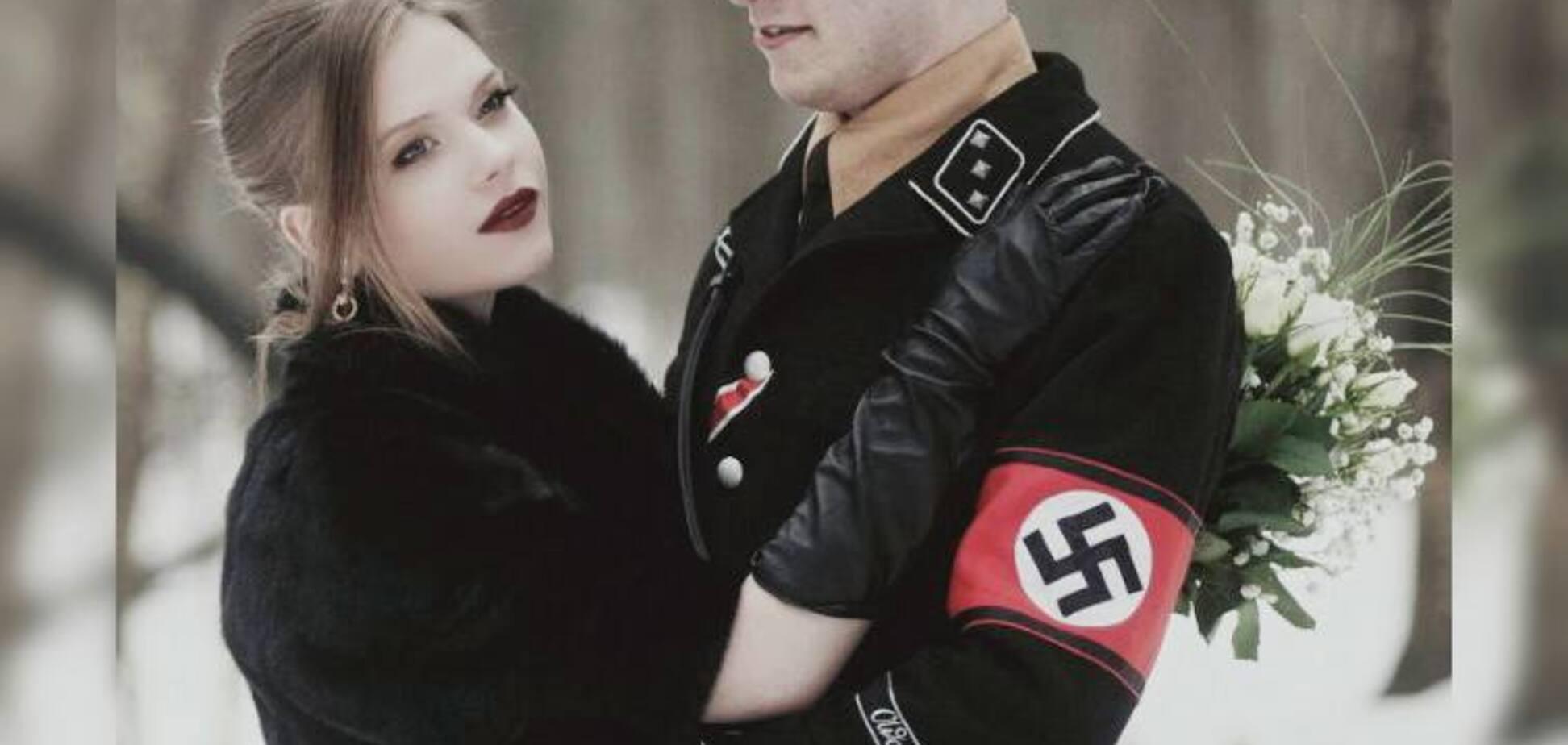 'Офицер-нацист?' В Украине разгорелся громкий скандал из-за провокативных фото