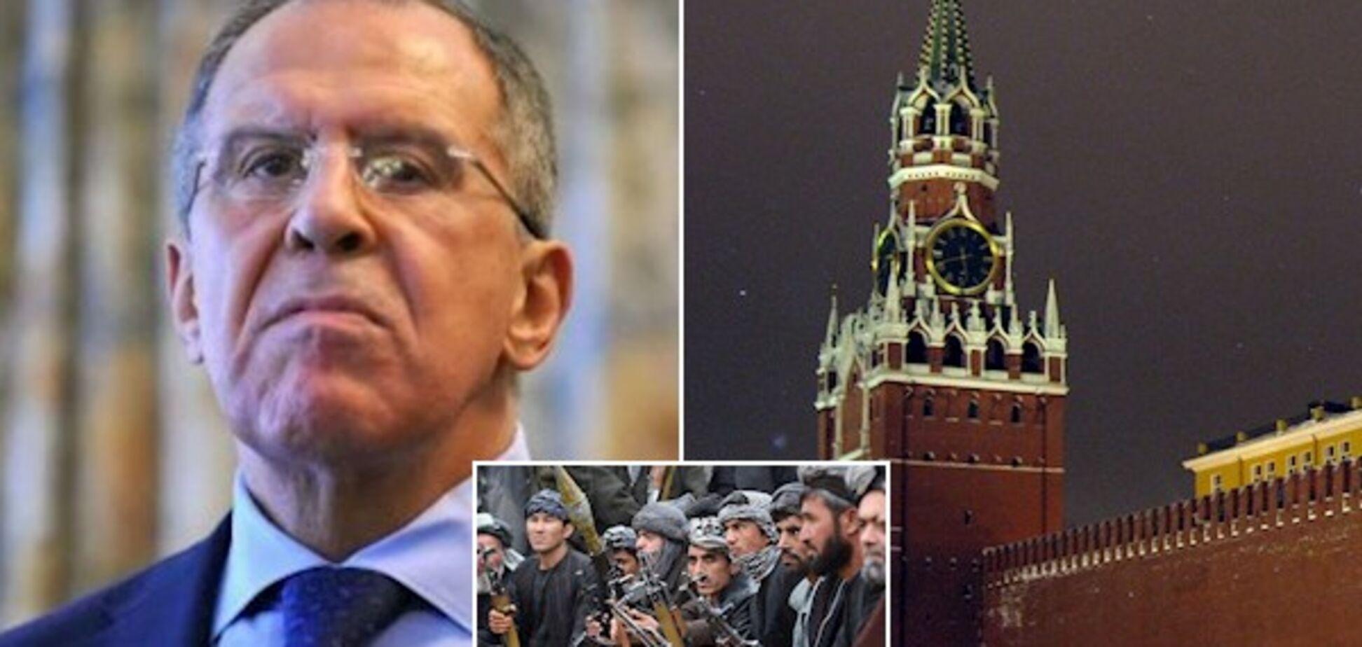 Росія грає з вогнем: експерт пояснив, чим загрожує союз Кремля і 'Талібану'